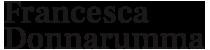 Francesca Donnarumma Logo