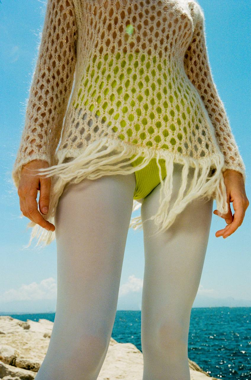 Vogue Italia - Naples Issue